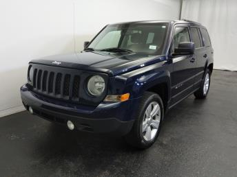 2014 Jeep Patriot Latitude - 1320013933