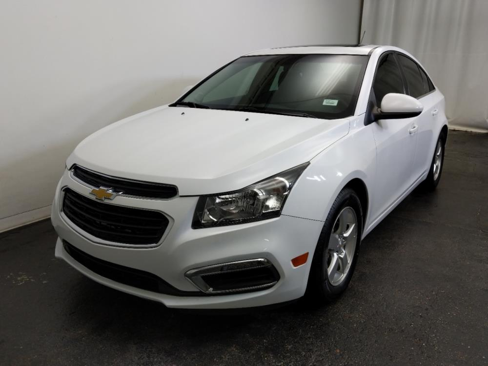 2016 Chevrolet Cruze Limited 1LT - 1320013992