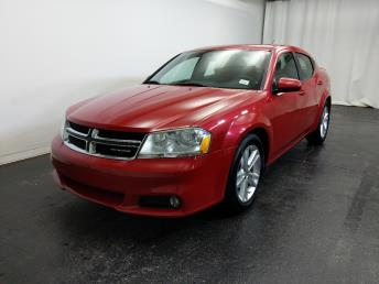 2012 Dodge Avenger SXT Plus - 1320014138