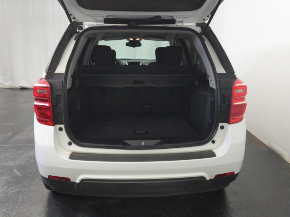 2016 Chevrolet Equinox LT - 1320014232