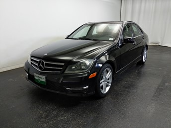 Used 2014 Mercedes-Benz C250