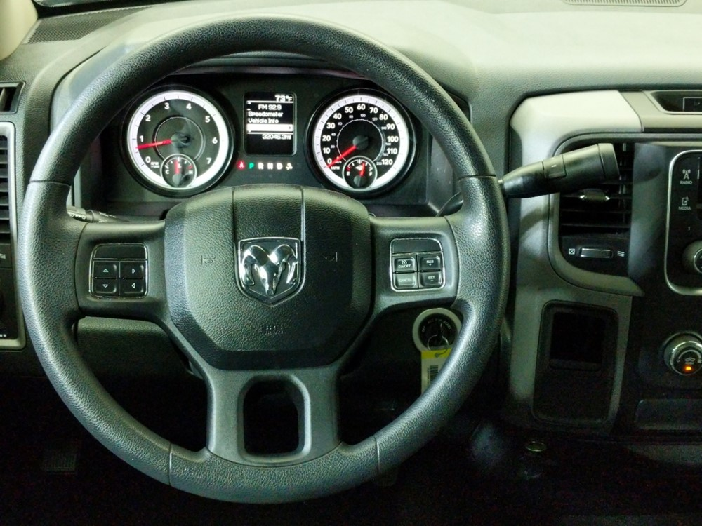 2014 Dodge Ram 1500 Crew Cab Tradesman 5.5 ft - 1320014308