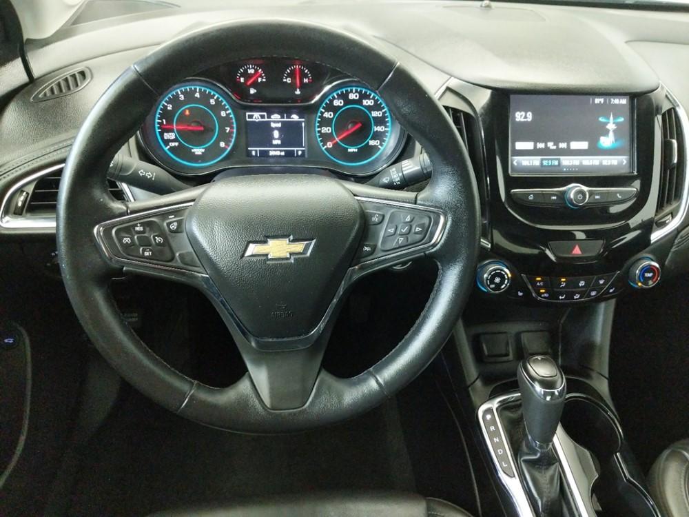 2017 Chevrolet Cruze Premier - 1320014345