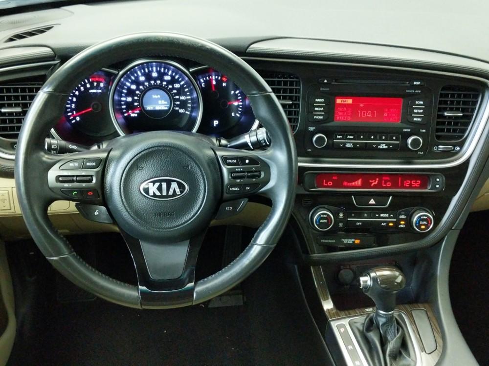 2014 Kia Optima EX - 1320014361