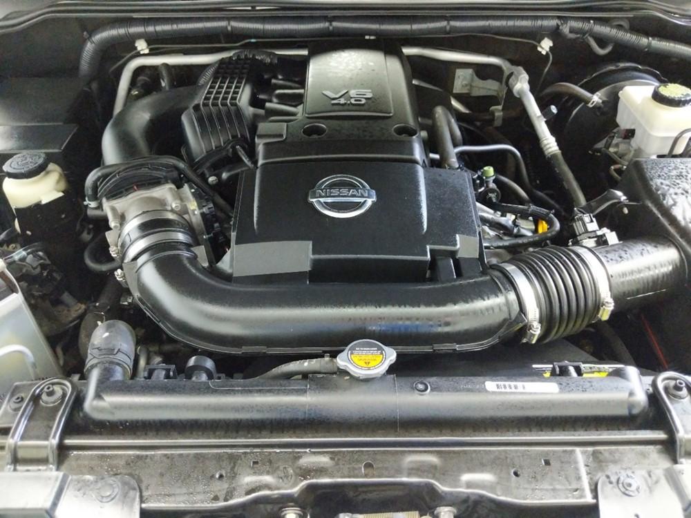 2013 Nissan Frontier Crew Cab SV 5 ft - 1320014372