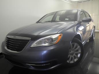 2011 Chrysler 200 - 1330025738