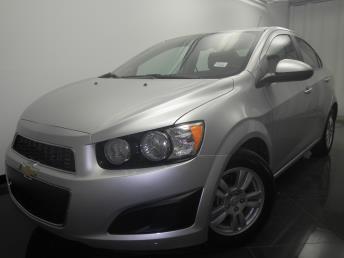 2014 Chevrolet Sonic - 1330025792
