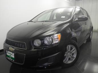2012 Chevrolet Sonic - 1330025916