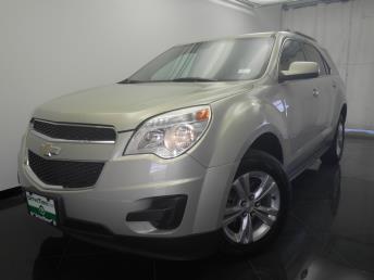 2010 Chevrolet Equinox - 1330025994