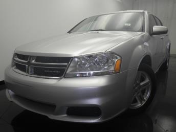 2012 Dodge Avenger - 1330026134