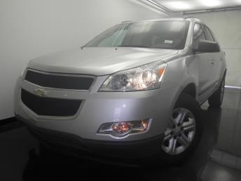 2012 Chevrolet Traverse - 1330027002