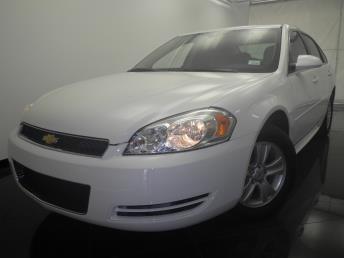 2012 Chevrolet Impala - 1330027159