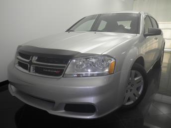 2012 Dodge Avenger - 1330027267