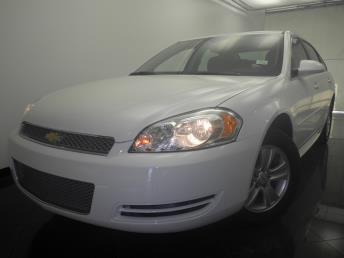 2013 Chevrolet Impala - 1330027563