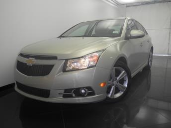 2012 Chevrolet Cruze - 1330028108