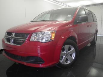 2013 Dodge Grand Caravan - 1330028114