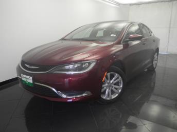2015 Chrysler 200 - 1330028670