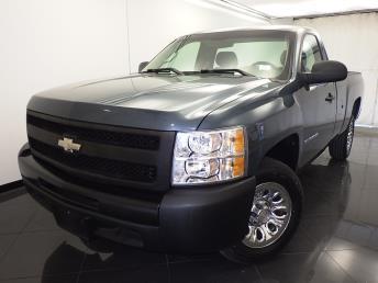2011 Chevrolet Silverado 1500 - 1330028951