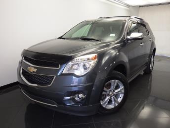2010 Chevrolet Equinox - 1330028983