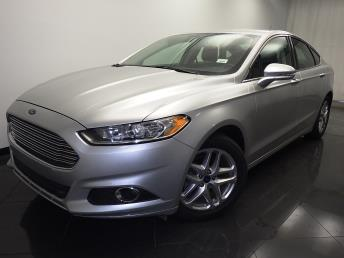 2013 Ford Fusion - 1330028993