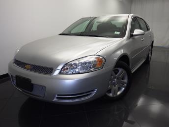 2012 Chevrolet Impala - 1330029325