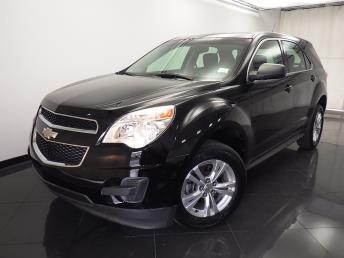 2011 Chevrolet Equinox - 1330029522