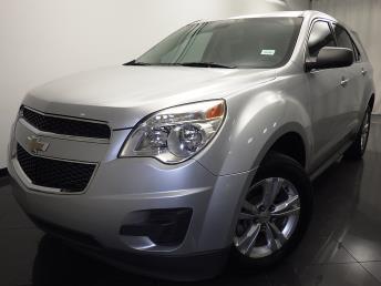 2010 Chevrolet Equinox - 1330029612