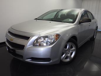2012 Chevrolet Malibu - 1330029662