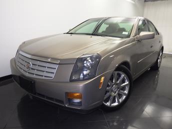 2007 Cadillac CTS - 1330030058