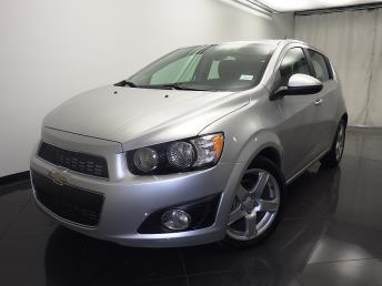 2015 Chevrolet Sonic - 1330030071