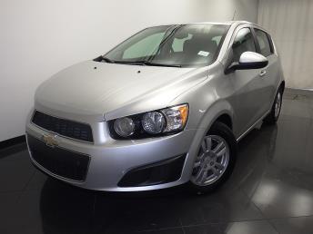 2012 Chevrolet Sonic - 1330030109