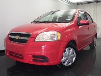 2010 Chevrolet Aveo - 1330030275