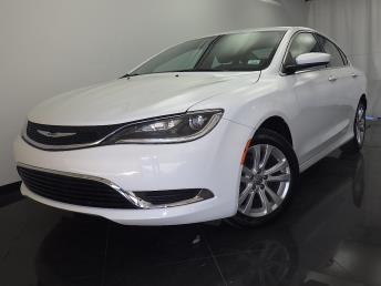 2015 Chrysler 200 - 1330030358