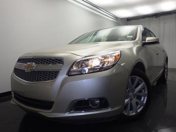2013 Chevrolet Malibu - 1330030384