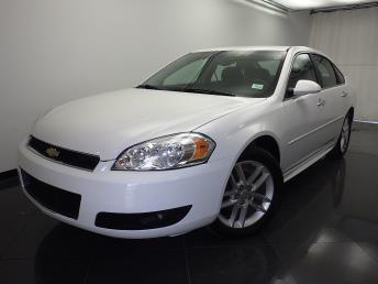 2013 Chevrolet Impala - 1330030391
