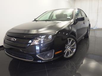 2012 Ford Fusion - 1330030518