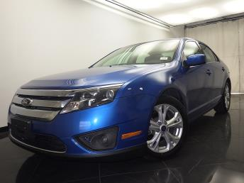 2012 Ford Fusion - 1330030564