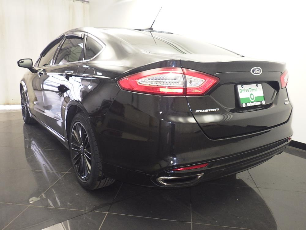 2014 ford fusion for sale in memphis 1330030696 drivetime. Black Bedroom Furniture Sets. Home Design Ideas