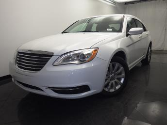 2013 Chrysler 200 - 1330030847