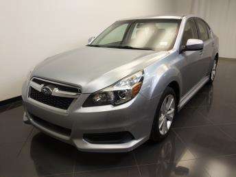 2014 Subaru Legacy 2.5i Premium - 1330031051