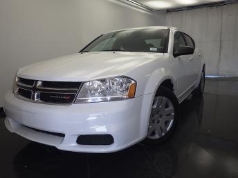 2012 Dodge Avenger - 1330031213