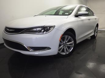 2015 Chrysler 200 - 1330031658