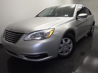 2012 Chrysler 200 - 1330031887