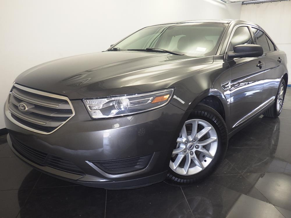 2015 ford taurus for sale in memphis 1330032177 drivetime. Black Bedroom Furniture Sets. Home Design Ideas