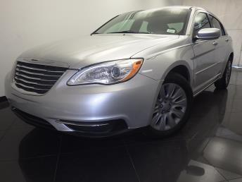 2012 Chrysler 200 - 1330032290