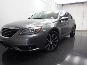2012 Chrysler 200 - 1330032291