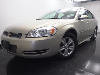 2012 Chevrolet Impala - 1330032372