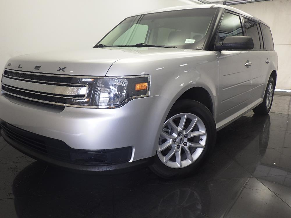 2014 ford flex for sale in little rock 1330032502 drivetime. Black Bedroom Furniture Sets. Home Design Ideas