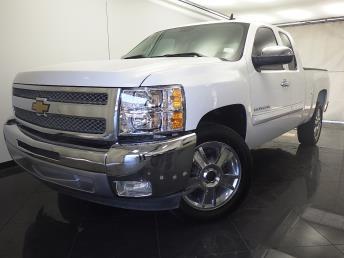 2012 Chevrolet Silverado 1500 - 1330032547