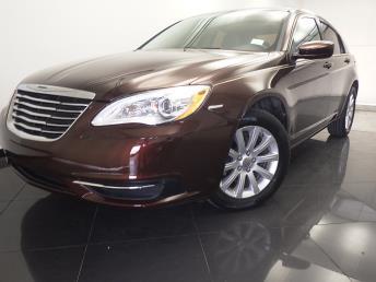 2012 Chrysler 200 - 1330032594